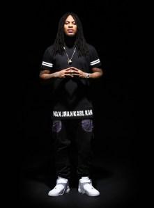 Rap star Waka Flocka Flame says Texas big man Elijah Thomas is the country's No. 1 player. / Schure Media Group