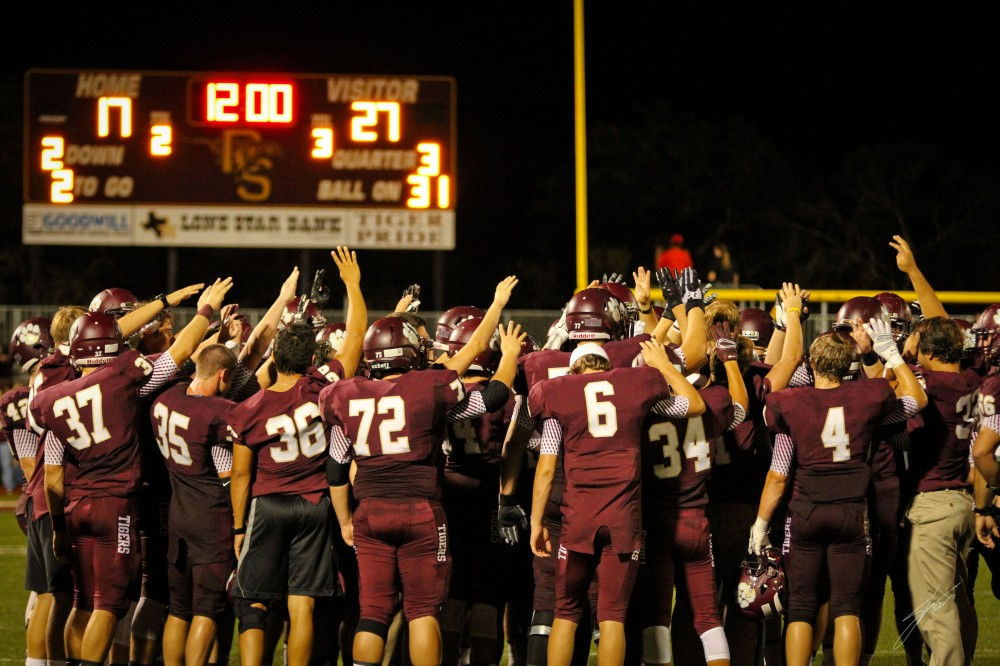 Dripping Springs is thinking comeback.