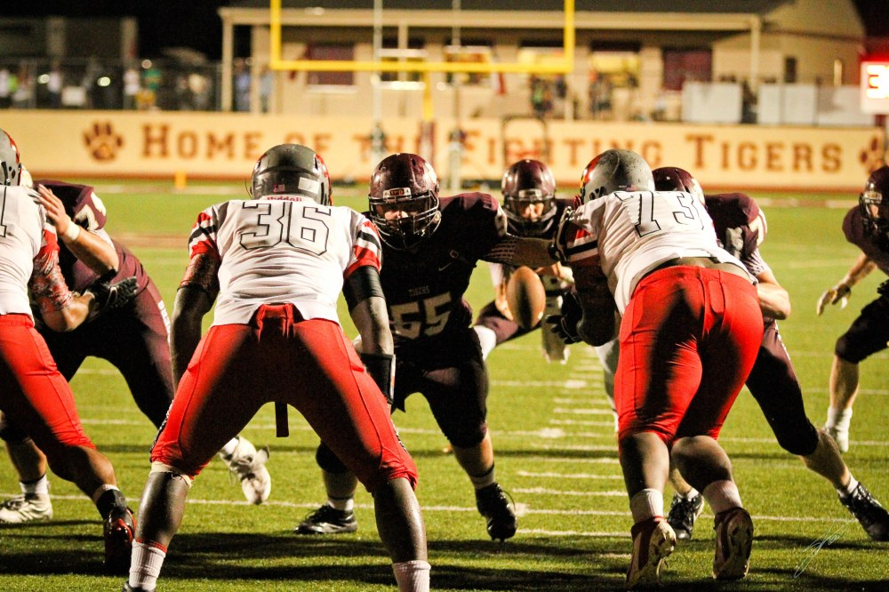 The game is won in the trenches.