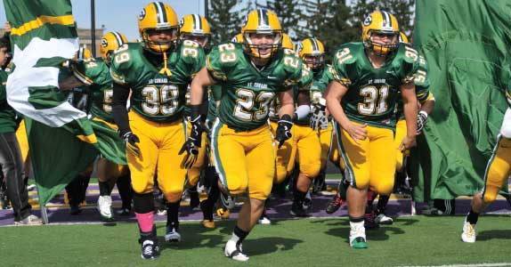St. Edward almost certainly lost its shot at a national crown with its loss to Elder in Cincinnati —St. Edward High School