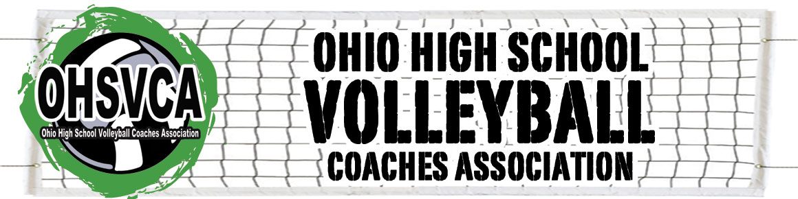 Ohio High School Volleyball Coaches Association logo