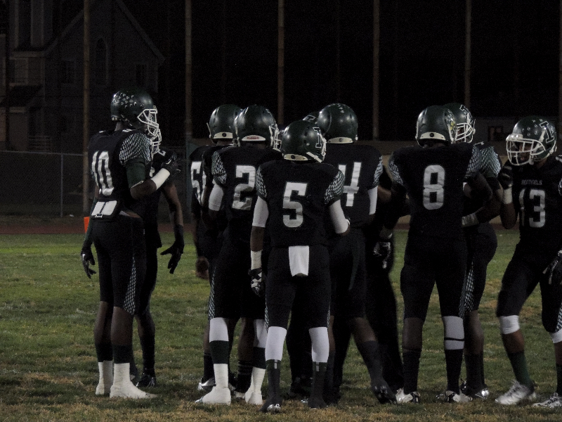 The Inglewood football team was one of four involved in dangerous reactionary incidents that were caused by late hits —Inglewood Unified School District