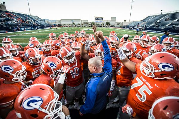 Another week, another win for Bishop Gorman —Twitter
