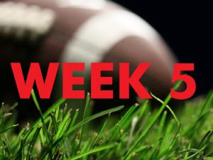 2014 HS Football Week 5