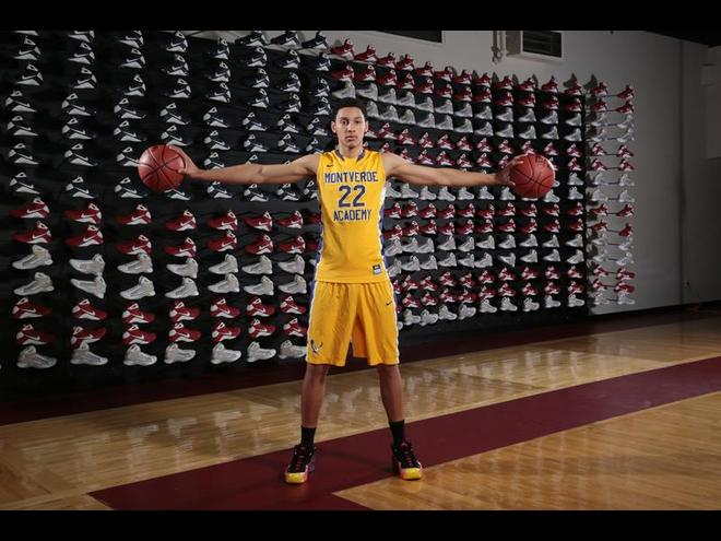 Montverde Academy's Australian superstar Ben Simmons is expected to sign with LSU —USA Today Sports Images