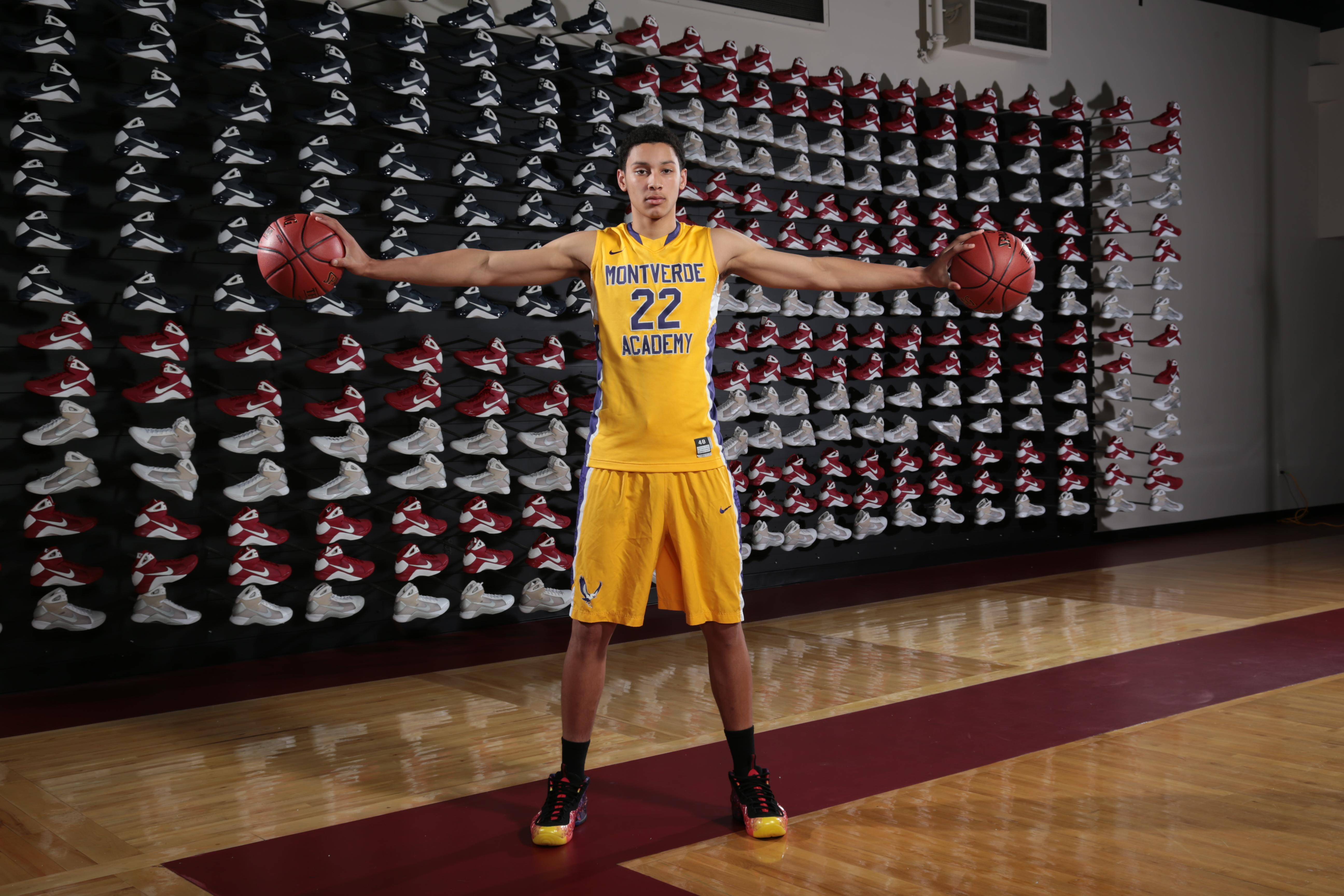 Ben Simmons, the consensus No. 1 player in the 2015 class, leads top-ranked Montverde (Fla.) Academy.