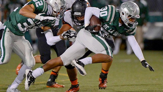 Under the radar for much of the season, perennial power De La Salle can make a legitimate national title claim itself.