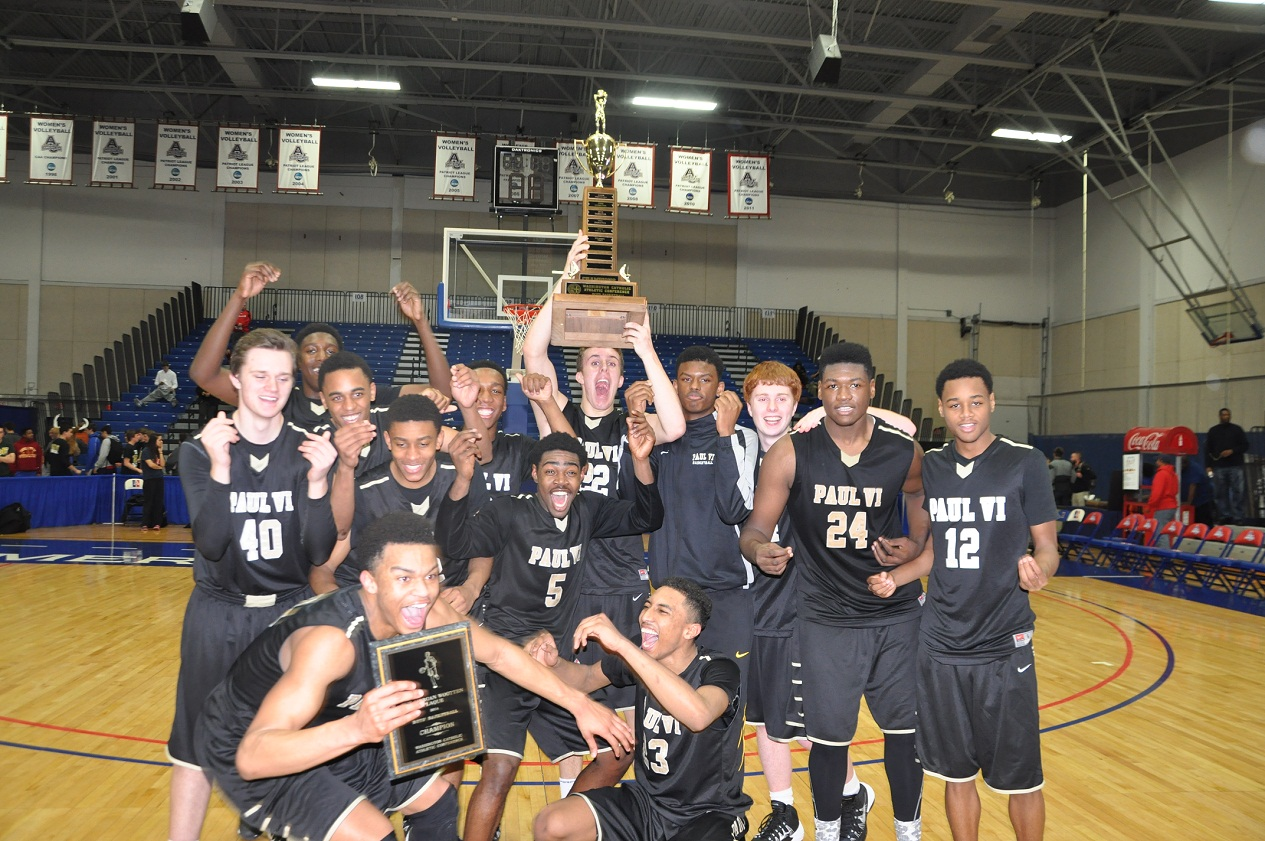 Paul VI (Fairfax, Va.) has won the WCAC title in two of the past three seasons.