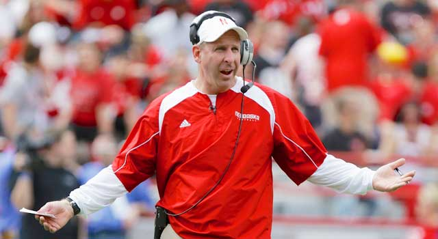 Former Nebraska football coach Bo Pelini caused a Lincoln school staff to receive a fine of more than $250 when he hosted his former Cornhuskers players in the school's auditorium —Associated Press