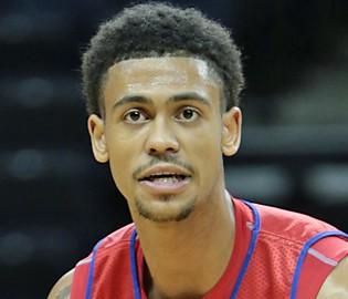 Tyler Dorsey threw down the putback dunk of the young season in Maranatha's season opener —247 Sports