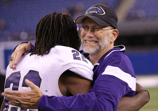 Ben Davis coach Mike Kirschner is helping the East squad at the U.S. Army All-American Bowl —Indianapolis Star