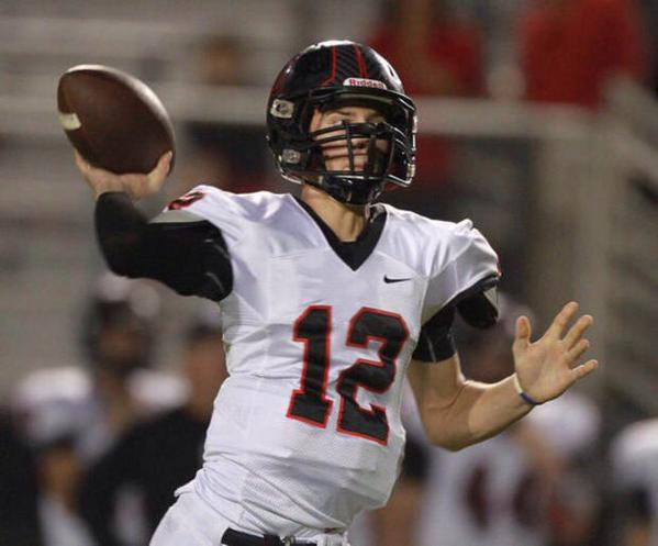 St. Stanislaus sophomore Myles Brennan broke two state records previously owned by Dylan Favre, Brett Favre's nephew —Twitter