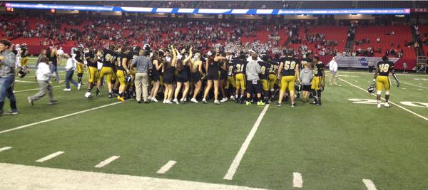 Colquitt County won its first state title since 1994 on Saturday.