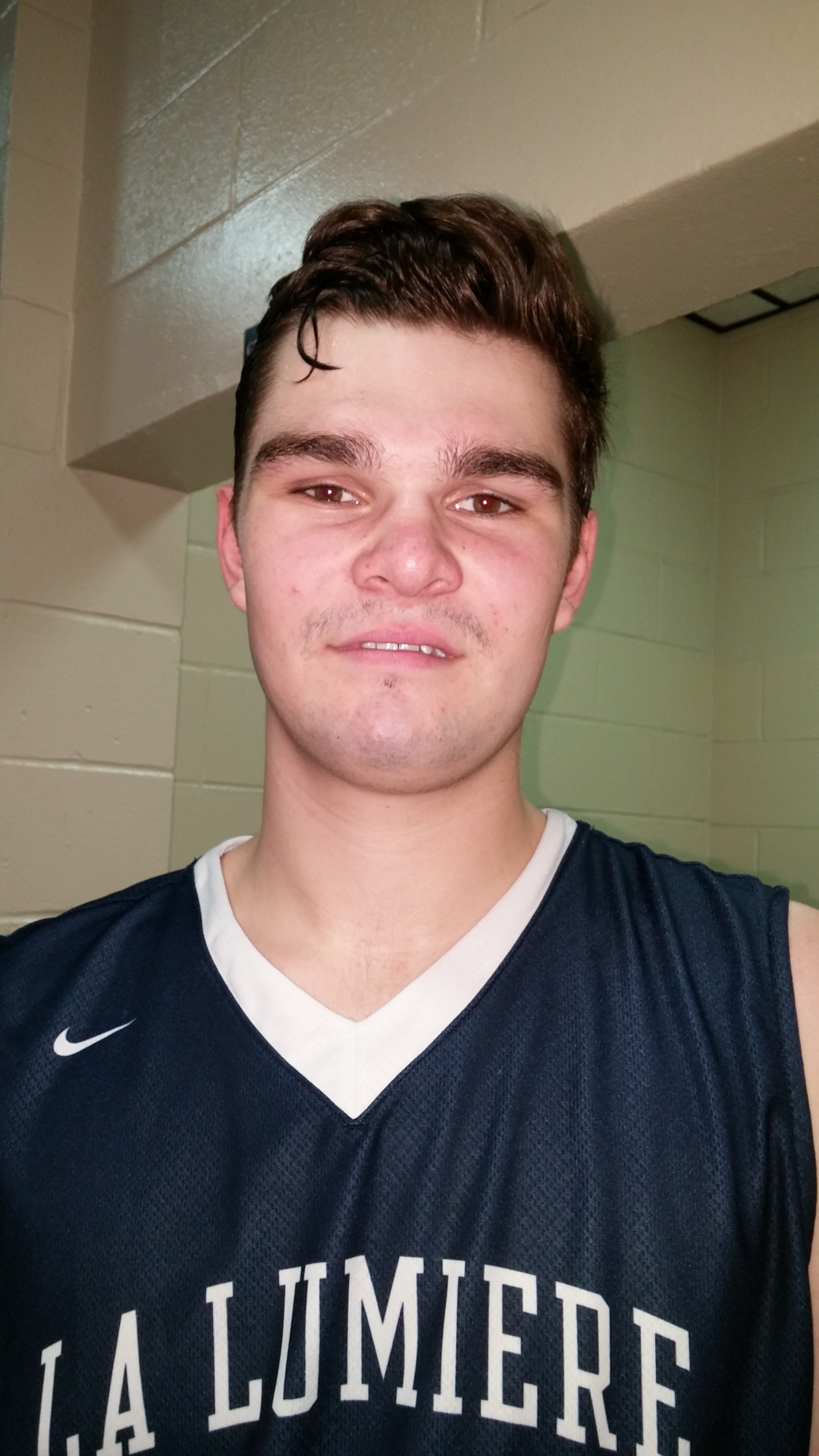 Australian center Isaac Humphries had seven points, four rebounds and five fouls in his first game with No. 7 La Lumiere (La Porte, Ind.).