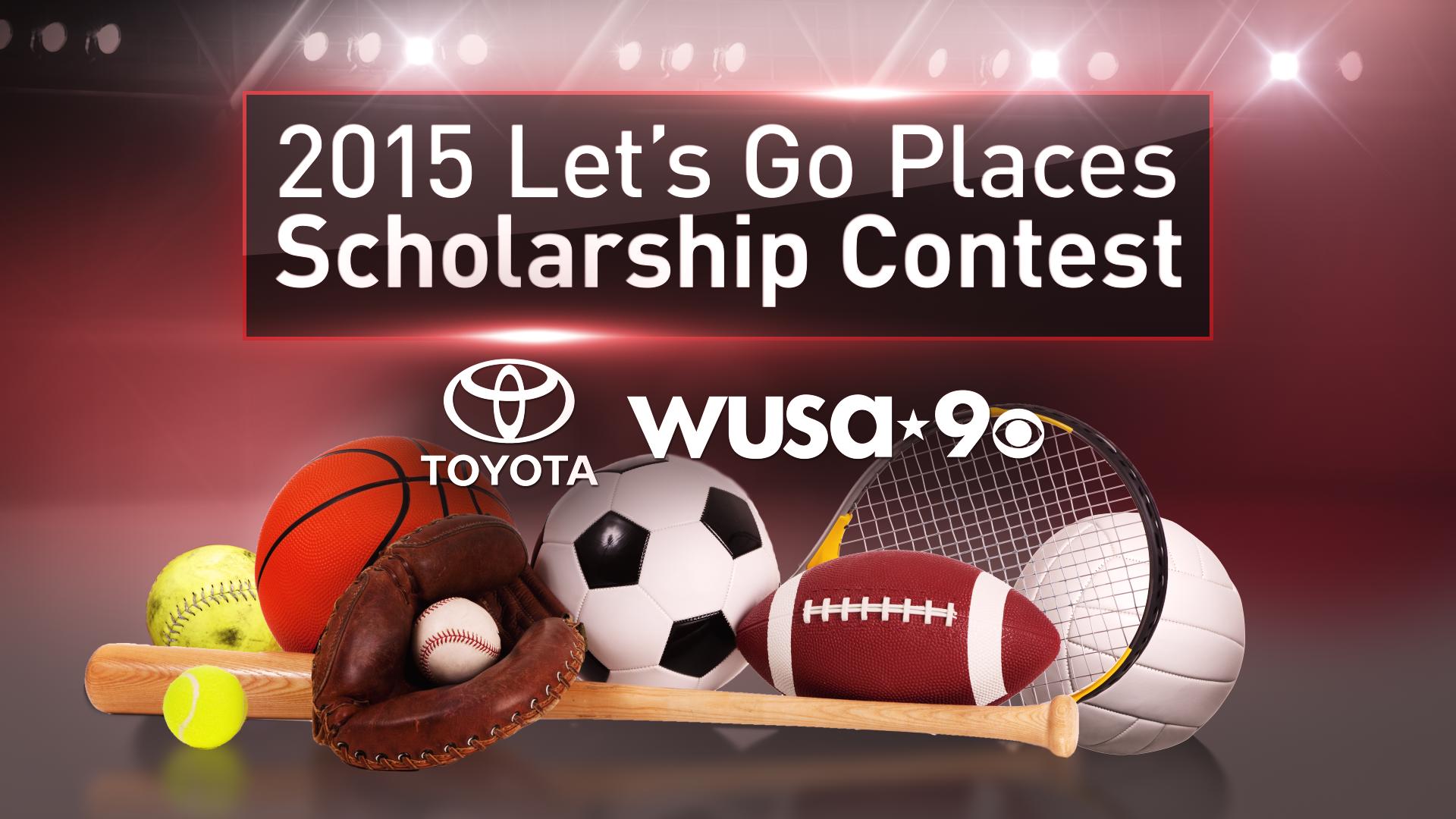 Enter the 2015 Let's Go Places Scholarship Contest.