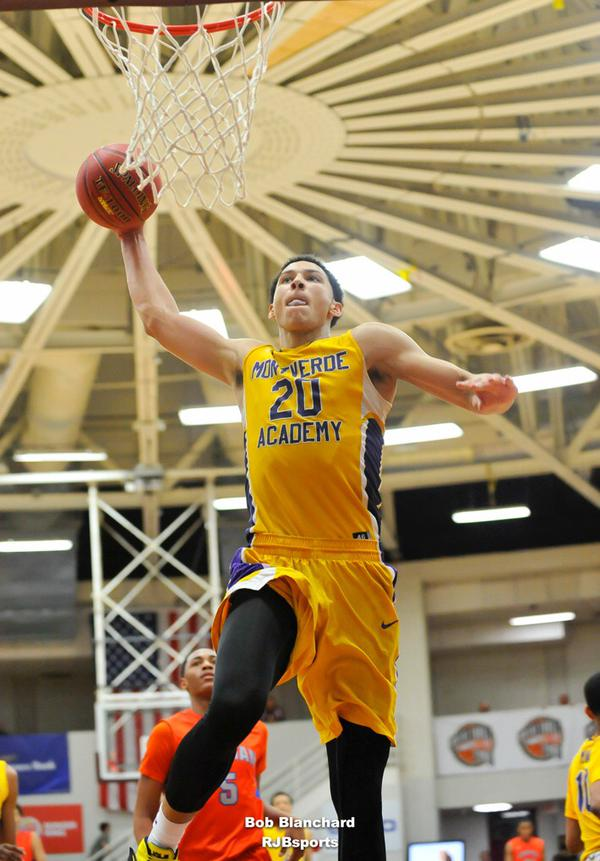 Ben Simmons had 36 points and nine rebounds in Montverde Academy's  defeat of Bishop Gorman on Monday at the Spalding Hoophall Classic in Springfield, Mass. Photo by Naismith Memorial Basketball Hall of Fame