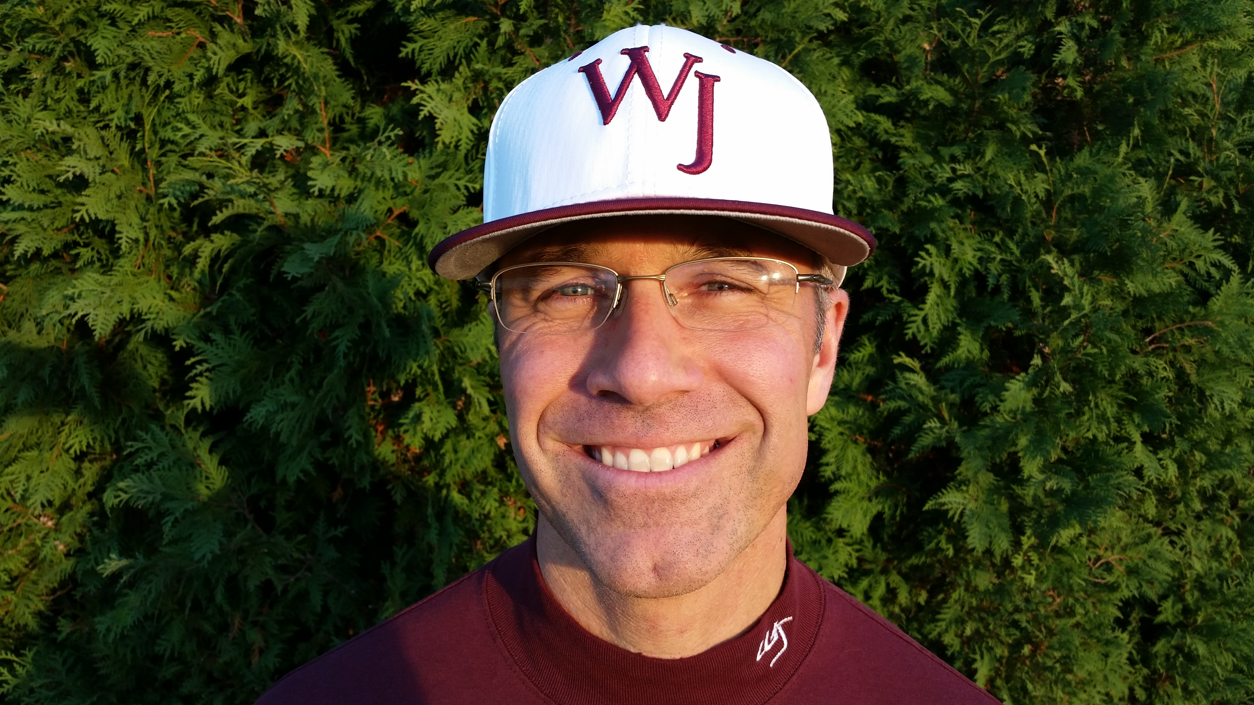 Walsh Jesuit baseball coach Chris Kaczmar / Photo courtesy Ohio High School Baseball Coaches Association