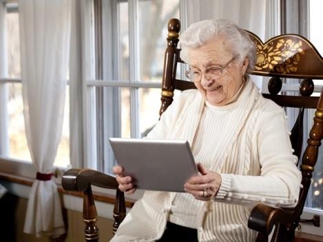 Grandma Watching