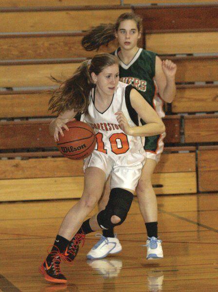 Cooperstown junior guard Liz Millea scored 46 points Monday.