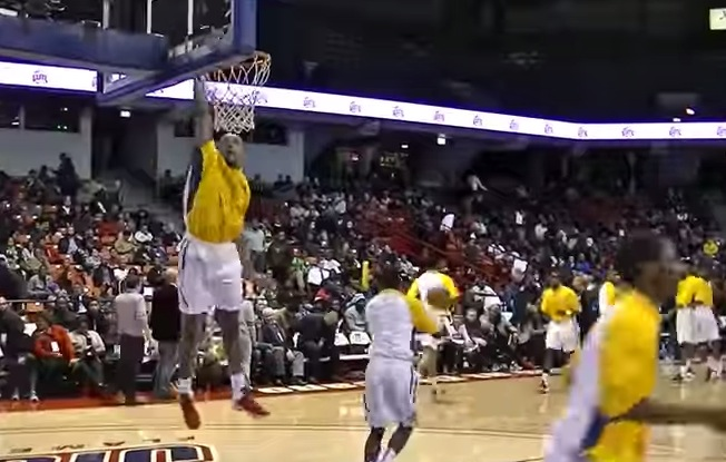 The Simeon basketball team appears to be back on its way to the top of Chicago —YouTube screen shot