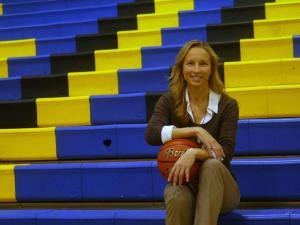 West Seattle's Sonya Elliott is in her fifth year as head girls basketball coach.