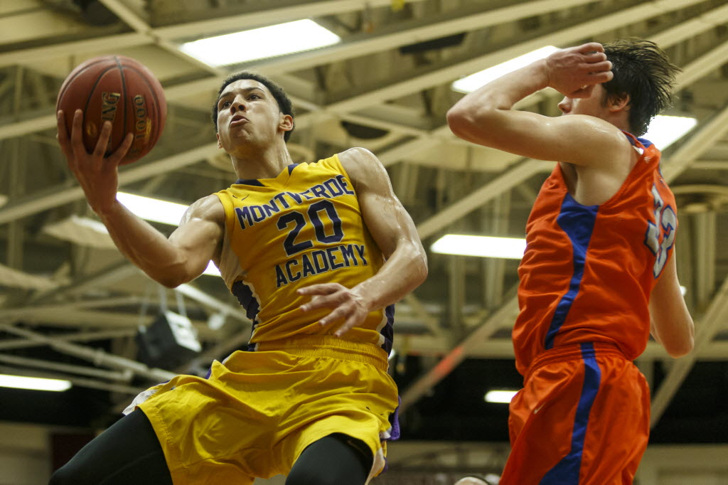 Montverde Academy's Ben Simmons (left) is hoping to win a third consecutive national title. (Photo: David Butler II-USA TODAY Sports)