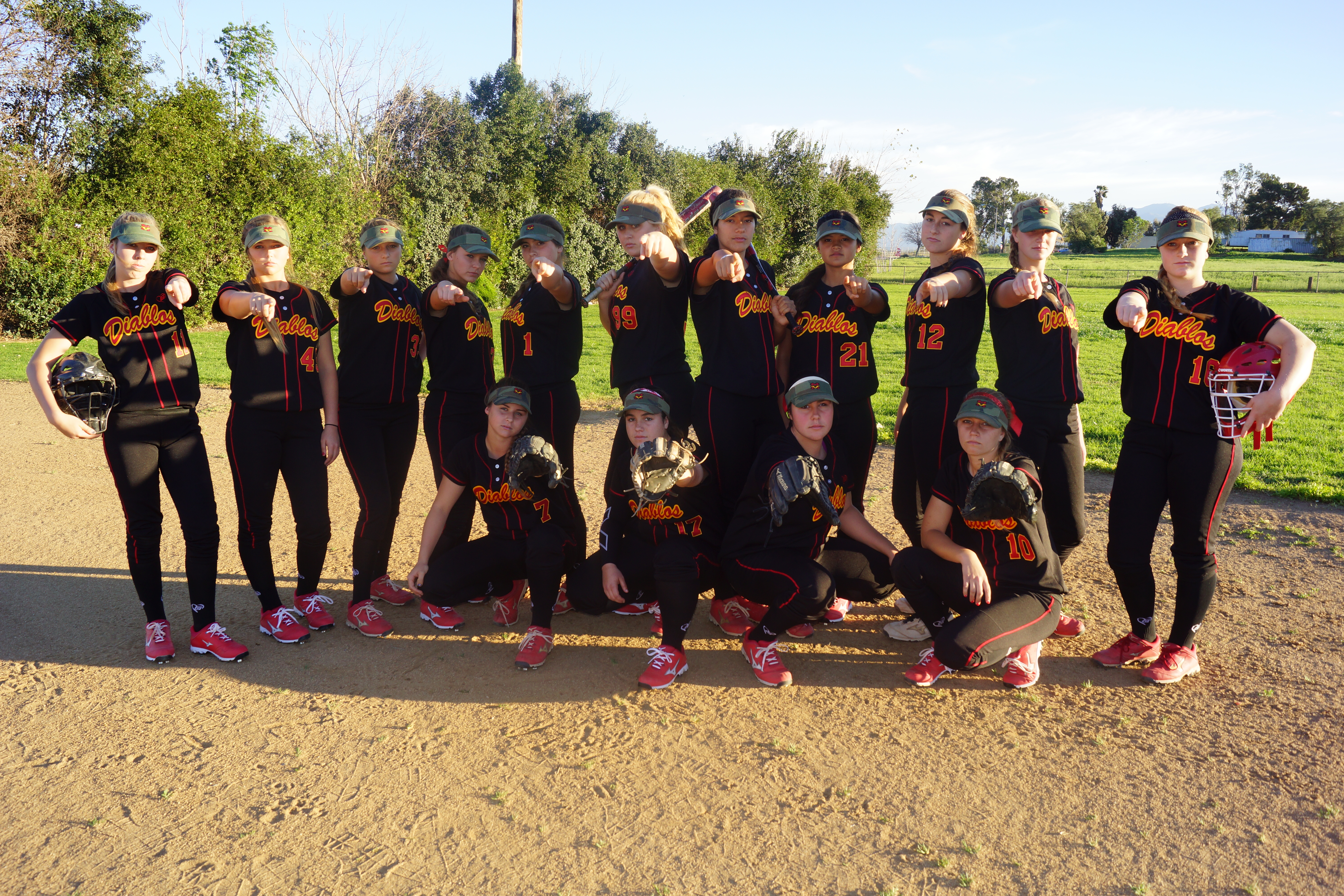 Mission Viejo softball is ranked No. 1 in the preseason Super 25 (Photo:  Candace Ybarra)