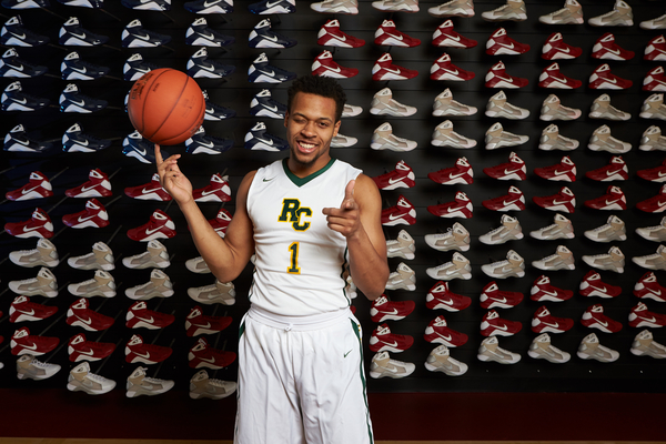 Isaiah Briscoe will do battle with Ben Simmons and Montverde tonight. / Jon Lopez