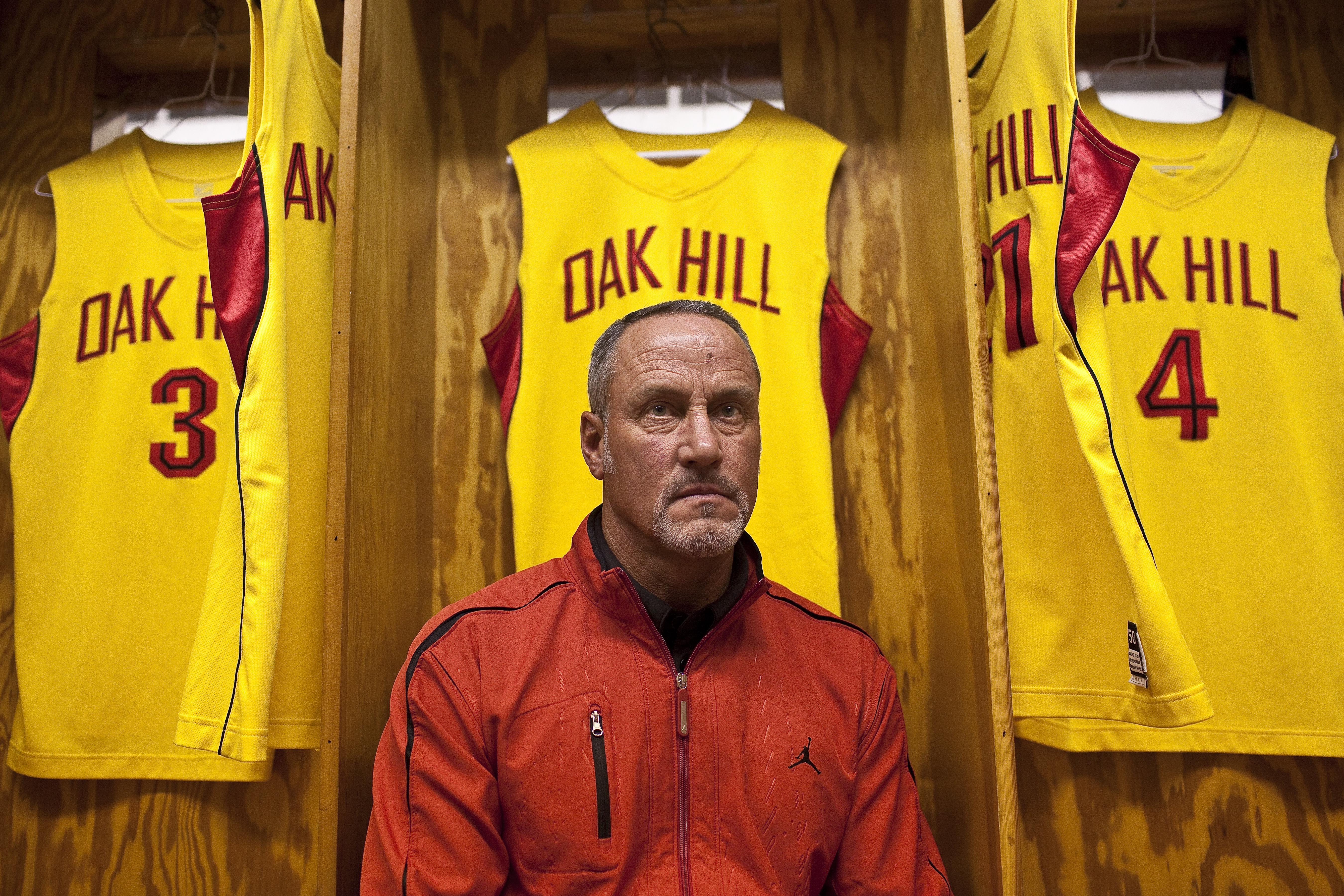 Oak Hill coach Steve Smith has eclipsed 1,000wins. (Photo: Jared Soares, For USA TODAY Sports)