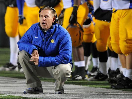 Carmel High School football coach Kevin Wright has been named the head coach at IMG Academy (Photo: Matt Detrich/Indianapolis Star)