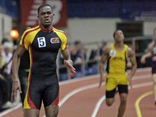 Mount Vernon (N.Y.) runner Rai Benjamin is a preseason ALL-USA selection. (Photo: Carucha L. Meuse/The Journal News)