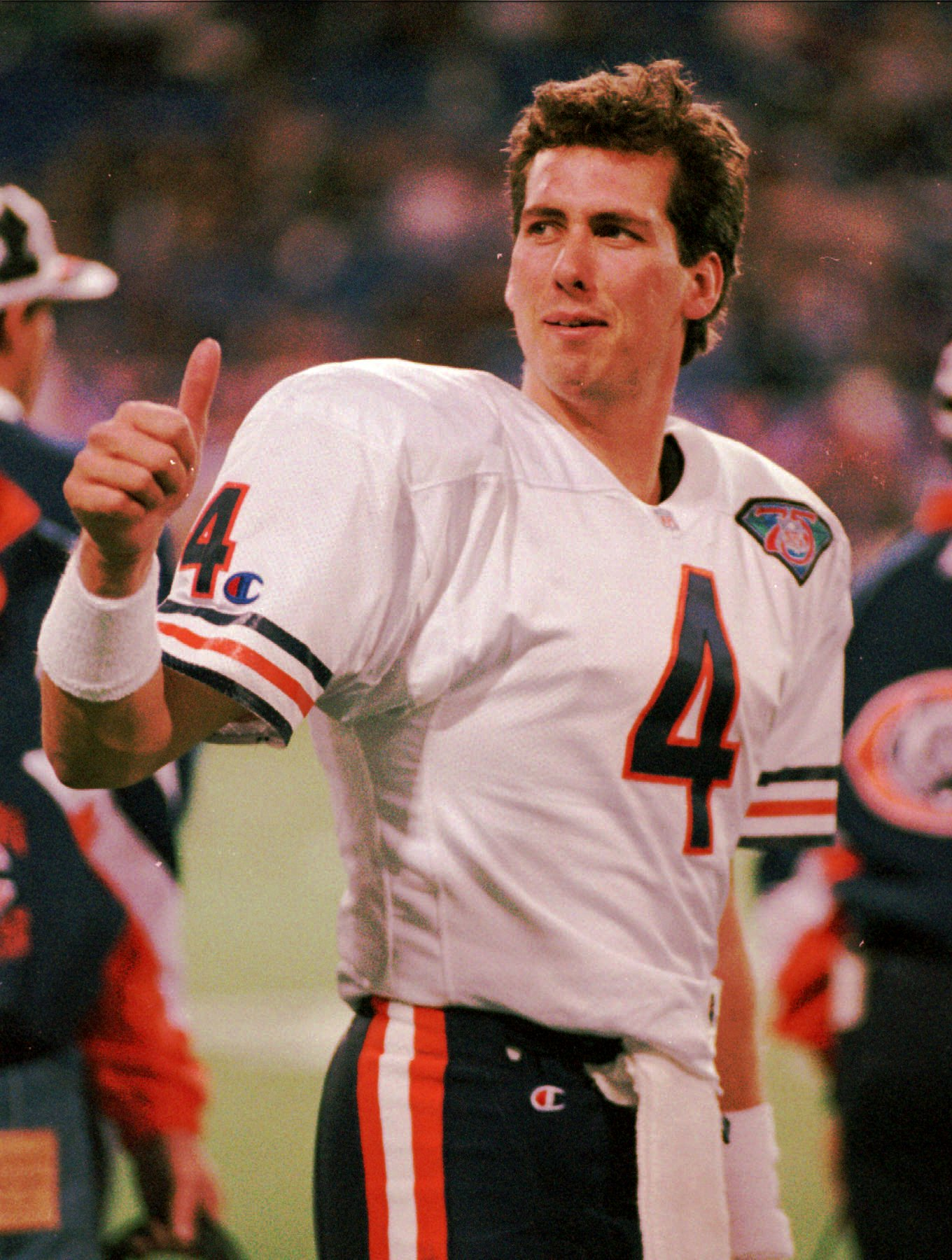New IMG director of football Steve Walsh spent 11 years in the NFL, including time with the Chicago Bears. (Photo: Associated Press file)