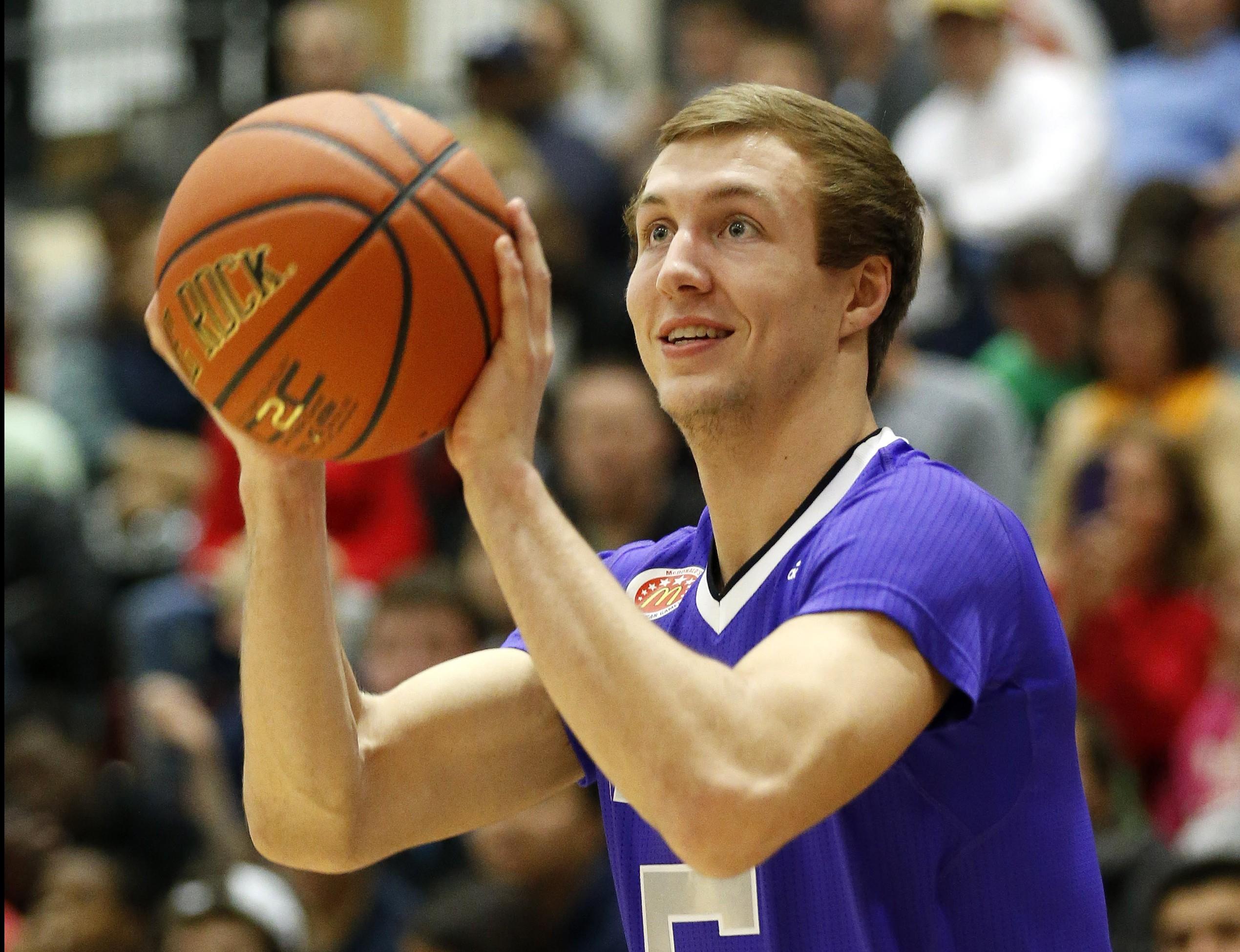 Luke Kennard said Duke will win it all. (Photo: Associated Press)