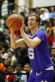 Luke Kennard of Franklin, Ohio, won the boys 3-point shooting contest at the McDonald's All American Game Jam Fest (Photo: Associated Press)