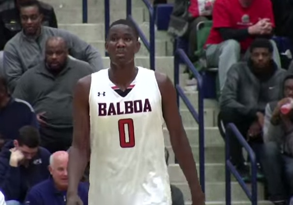 Sophomore DeAndre Ayton is already one of the nation's most dominant basketball players —YouTube screen shot
