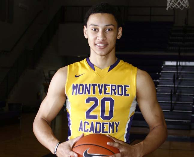Ben Simmons is the American Family Insurance ALL-USA Boys Basketball Player of the Year (Photo: Reinhold Matay, USA TODAY Sports)