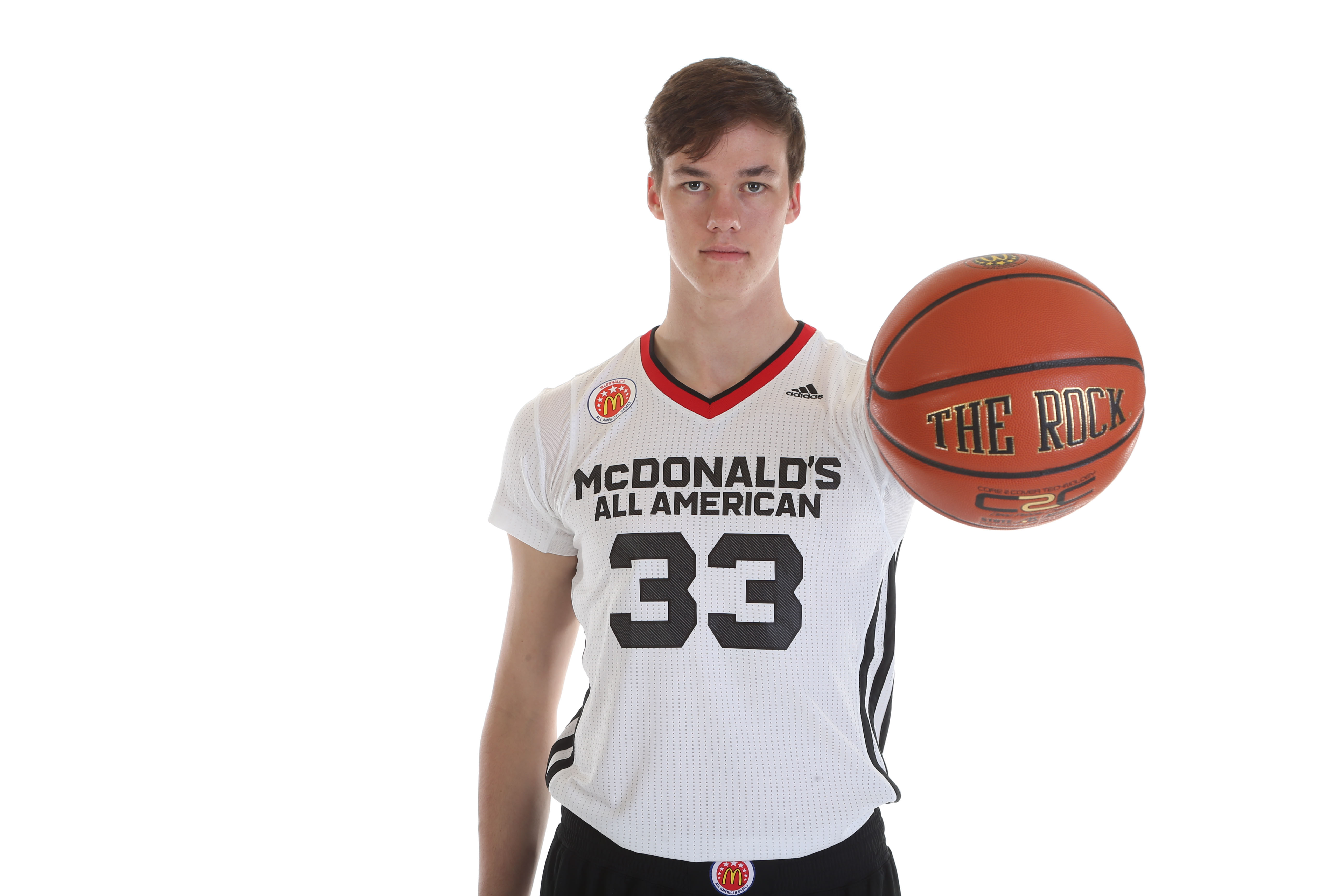 Stephen Zimmerman is enjoying him time at the McDonald's All American Game (Photo: Brian Spurlock, USA TODAY Sports)