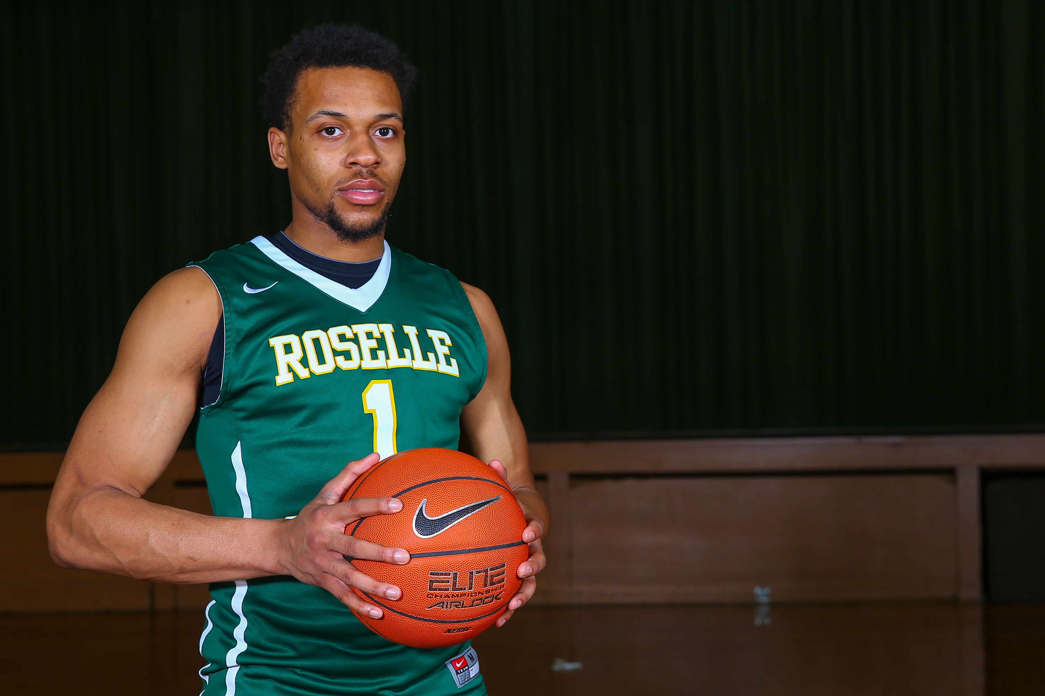 Isiaah Briscoe from Roselle Catholic (Photo: Ed Mulholland, USA TODAY Sports)
