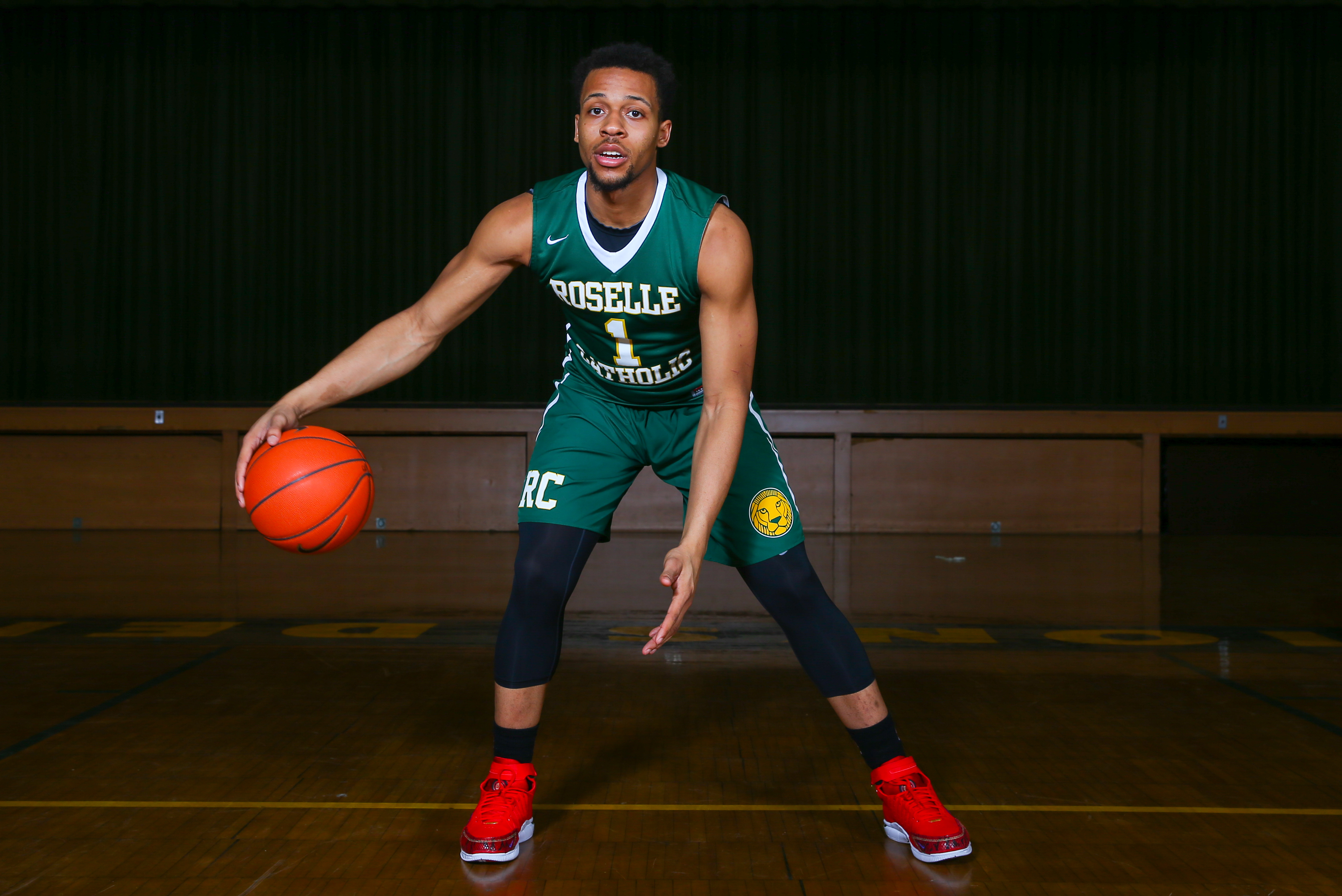 Isaiah Briscoe of Roselle, N.J. (Photo: Ed Mulholland, USA TODAY Sports)