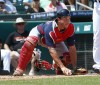 After a slow start, catcher Blake Swihart is hitting well for the Pawtucket Red Sox. Associated Press photo by John Bazemore.