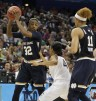 Brianna Turner, with ball, led Notre Dame this season. Kim Klement-USA TODAY Sports