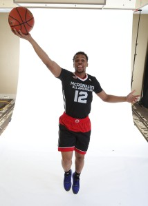 Isaiah Briscoe will bring that alpha male mindset to Kentucky next season. / McDonald's AA