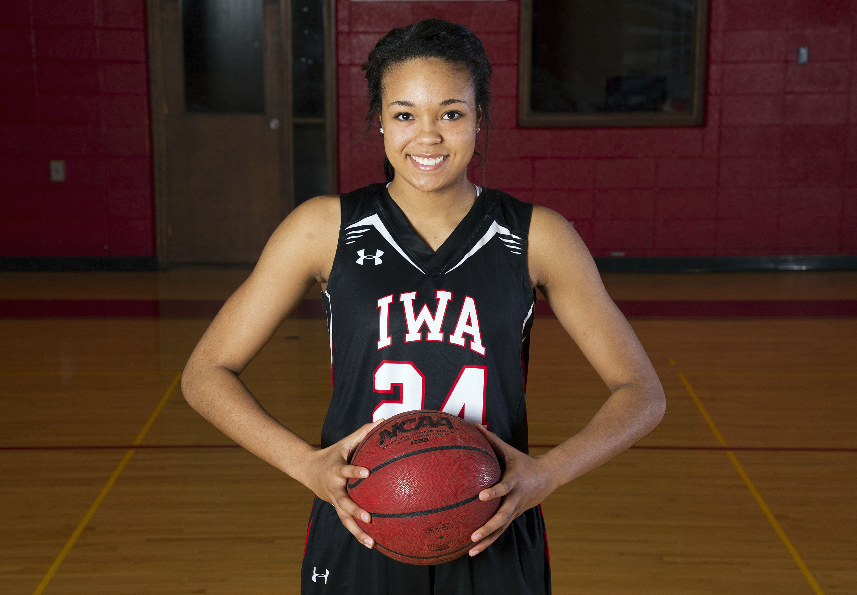 Napheesa Collier is an ALL-USA First Team selection (Photo: Jeff Curry, USA TODAY Sports)