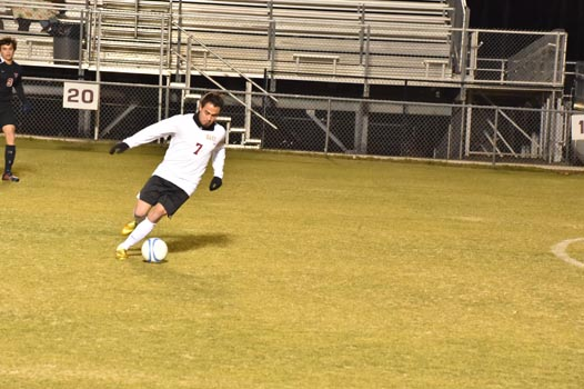 East Limestone forward Dilan Sayer set a state career goals record with 154, with the Indians still competing in the state playoffs —East Limestone Sports