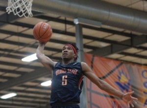 Five-star 2016 guard Malik Monk at Nike EYBL in Lexington, April 25, 2015. (Mike Weaver, Special to The Courier-Journal)