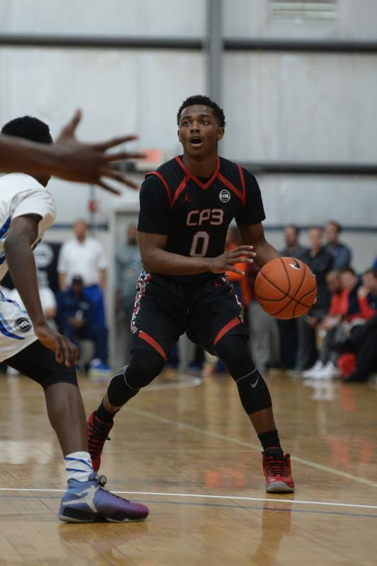 2016 Miller Grove (Ga.) and CP3 All-Stars PG Alterique Gilbert, from Nike EYBL Lexington Session, April 25, 2015 (Mike Weaver, Special to The Courier-Journal)