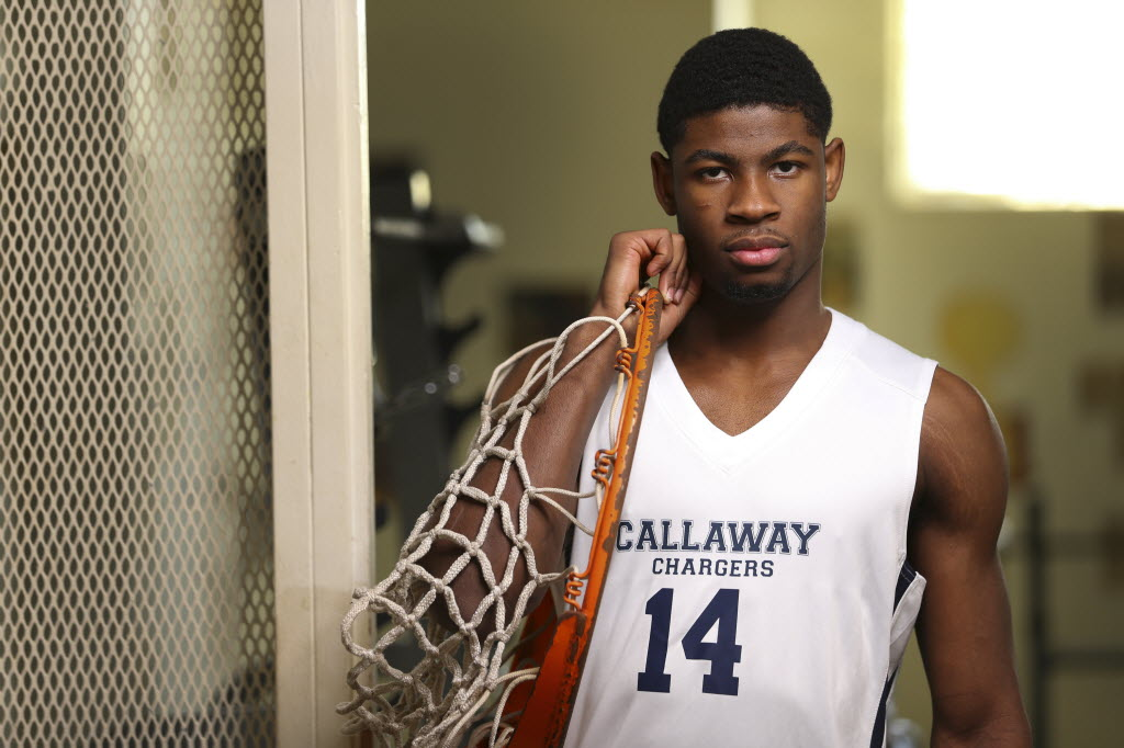 Callaway (Jackson, Miss.) guard Malik Newman is one of five undecided players at the Nike Hoop Summit that are considering Kentucky. Photo by Spruce Derden, USA TODAY Sports