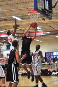 Michael Porter Jr. gets to the basket at will. / 247 Sports