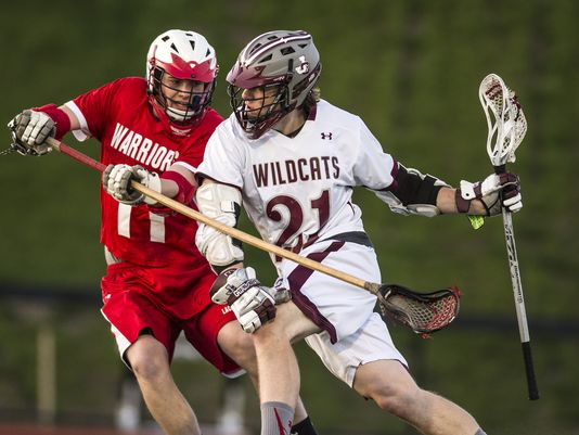 Johnson City's Shane Majewski had six goals and six assists in an 18-1 defeat of xxxx on Tuesday.