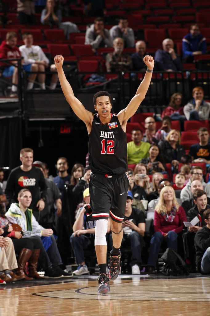 Skal Labissiere had 21 points, six rebounds and six blocks Saturday in the NIke Hoop Summit. USA Basketball photo.
